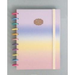 Cuaderno Booki A4 Funcional