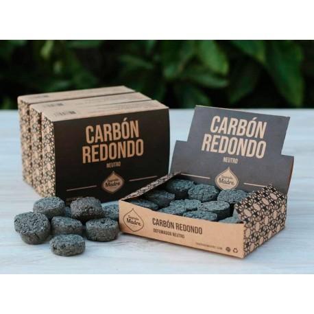 Carbón Defumador Redondo (precio por unidad)