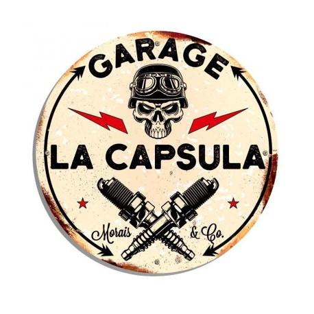 Chapa Garage La Capsula