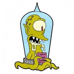 Chapon Kodos Simpsons