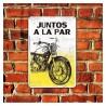 Cartel Juntos  A La Par.