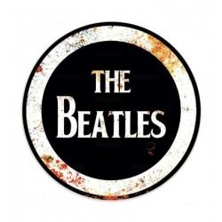 Cartel The Beatles.