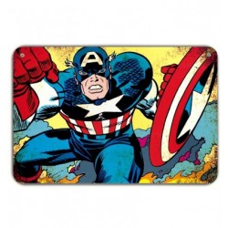 Cartel Capitan America