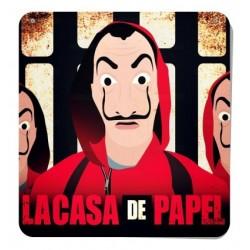 Chapa/Cartel La Casa de Papel