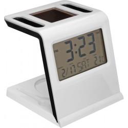 Reloj Portalapices Digital Solar