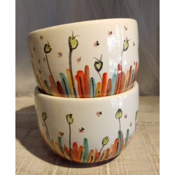 Bowl Mediano de Cerámica Artesanal