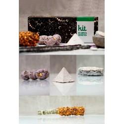 Sahumo Kit de Limpieza Energética